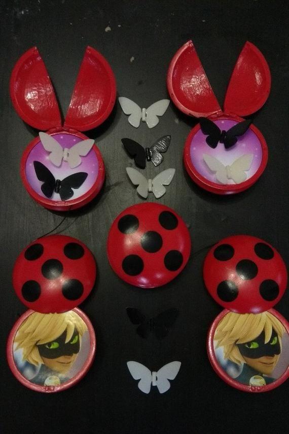 Miraculous Ladybug Yo Yo Biedronka Rysunki Kot