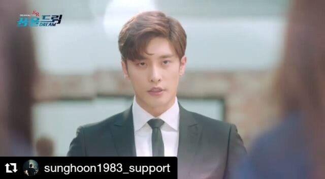2 個讚,1 則留言 - Instagram 上的 Debbie Moh(@debbie_moh):「 #Repost @sunghoon1983_support ・・・ [ EP3 TRAILER ] NEW Drama of #SUNGHOON #아이돌마스터KR #IDOLMASTERKR… 」