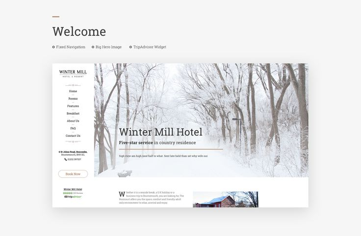 The Winter Mill @ SmartPeople