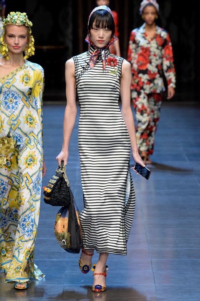 Dolce & Gabbana Spring 2016 Ready-to-Wear Fashion Show