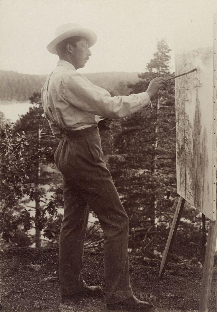 Prins Eugene (1865 - 1947)