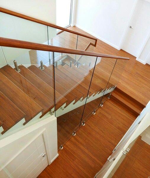 Verdura Bamboo staircase