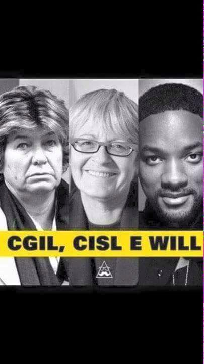 CGIL, CISL e...