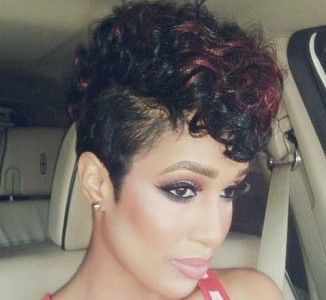 haircuts for curly frizzy hair short - Google Search