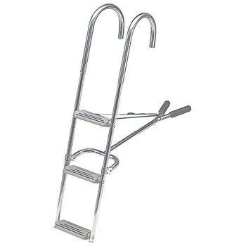 Bow Ladder, Inox 316