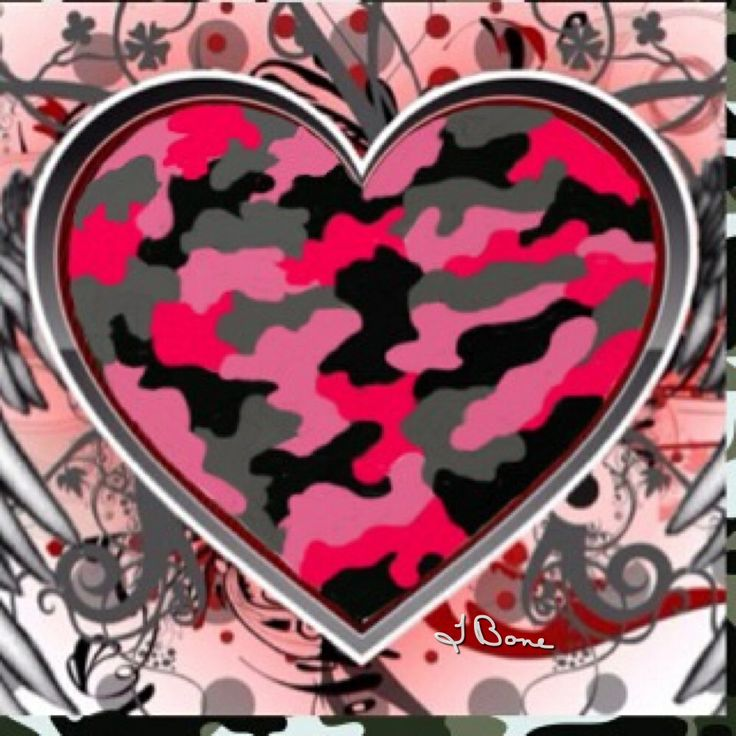 Fall Southern Prep Wallpapers 16 Best Camo Heart S Images On Pinterest Country Girls