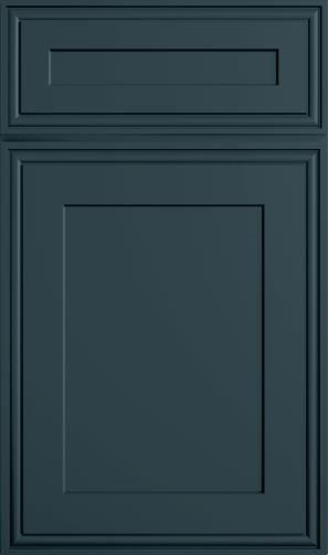 Diamond At Loweu0027s   Intrigue Cabinets   Maritime Paint
