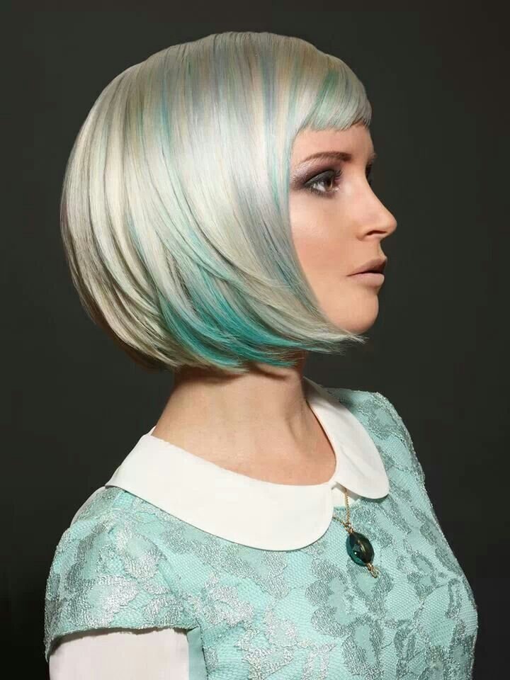 Pastel hair and clothes photo shoot ideas pinterest for Cut and color ideas