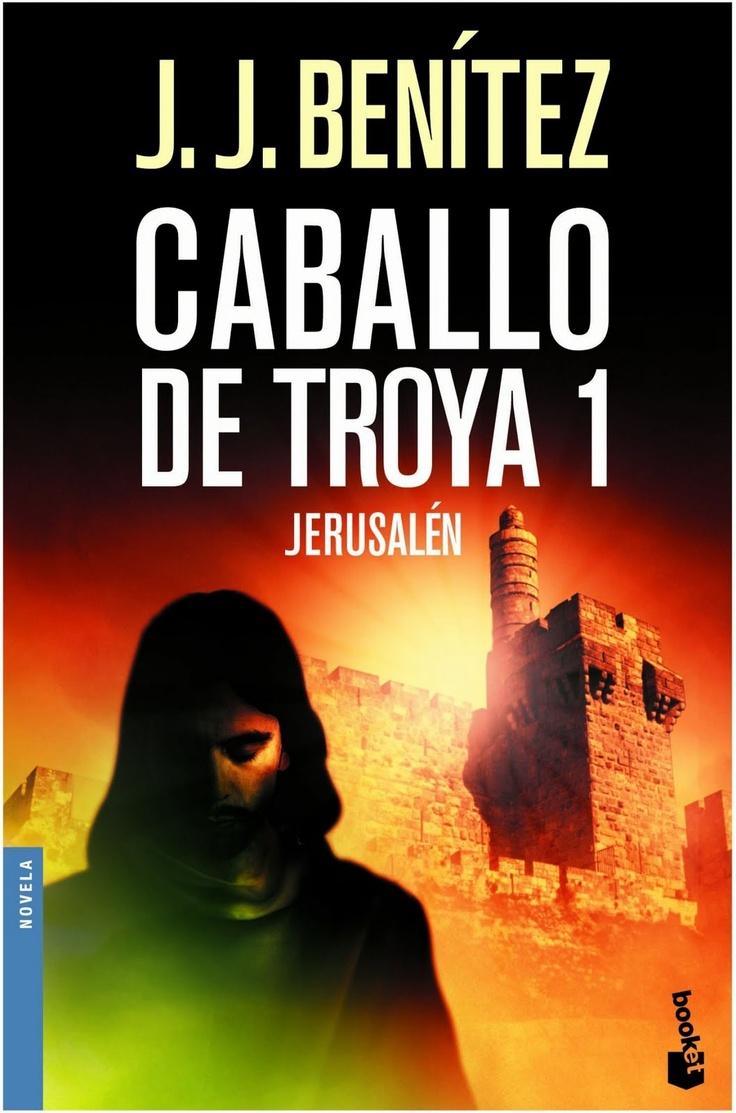 J.J. Benítez y su Caballo de Troya: Jerusalén - buhardillauniversal