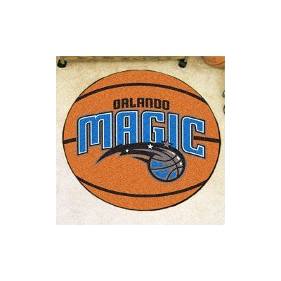 FANMATS NBA - Orlando Magic Basketball Doormat