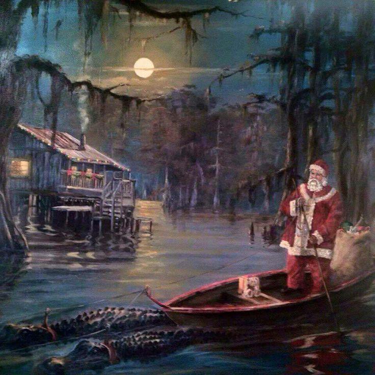 the cajun night before christmas pdf