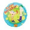"""Phineas and Ferb 18"""" Mylar Balloon"""