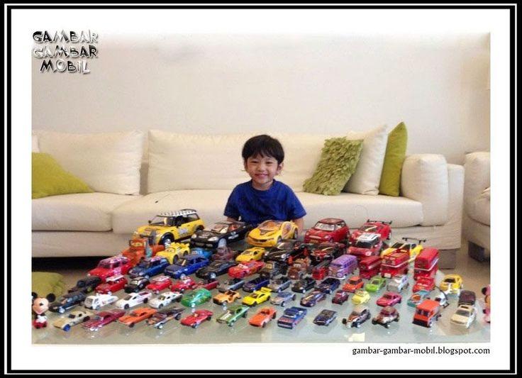 foto mobil mainan anak anak
