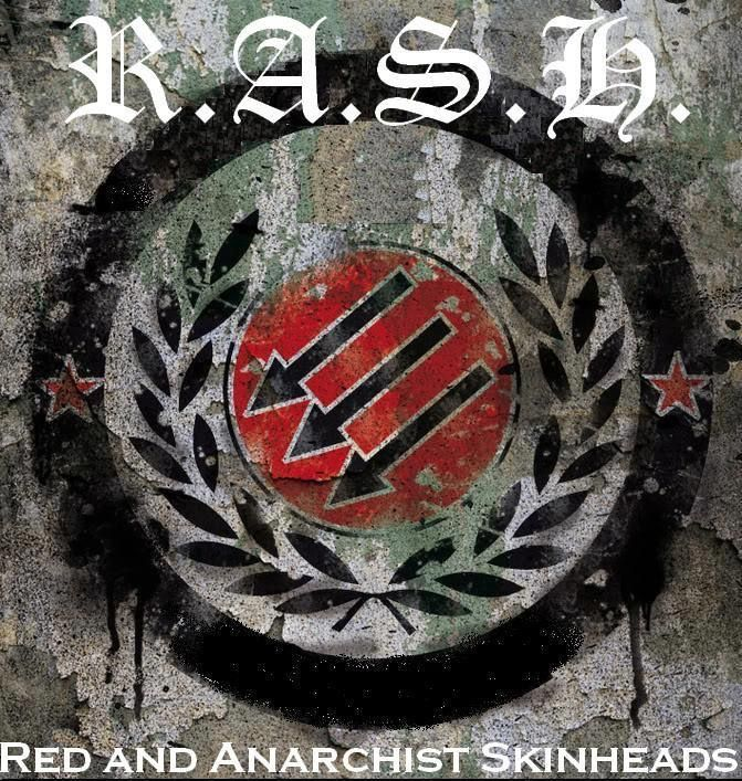 Red and anarchist skinheads