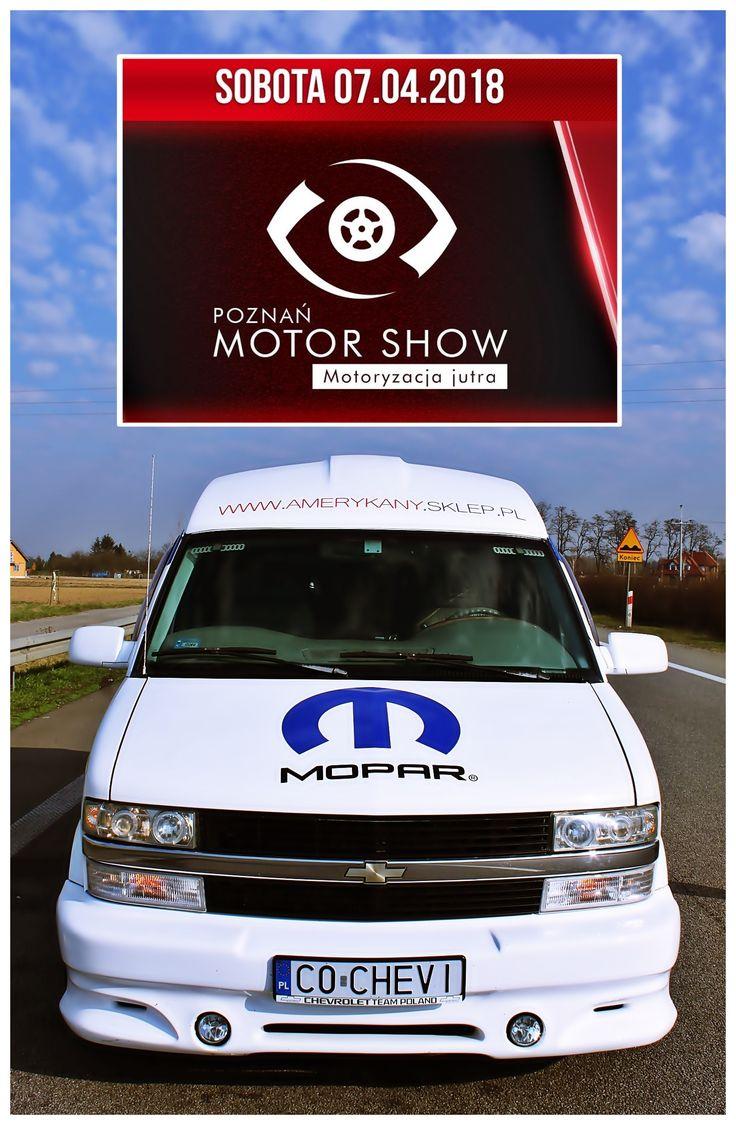 AmerykanySklep for Poznań Motor Show!