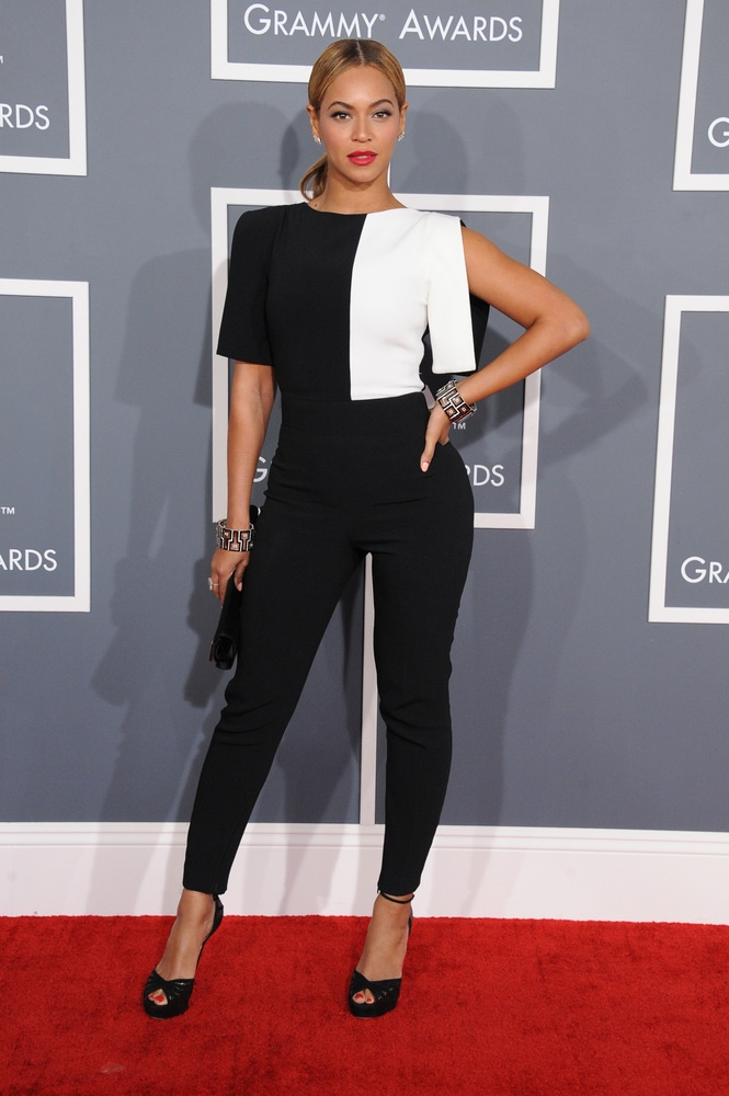 Beyonce at the Grammy´s!!!!!!!!!!