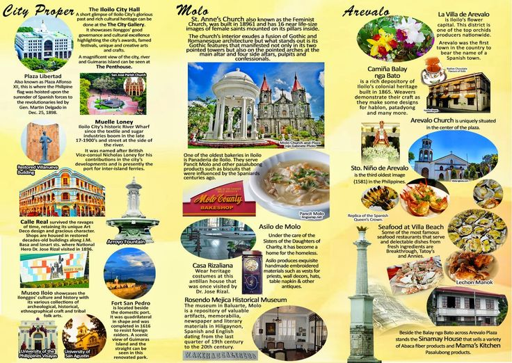 New Iloilo City Tourism Brochure Now Available For