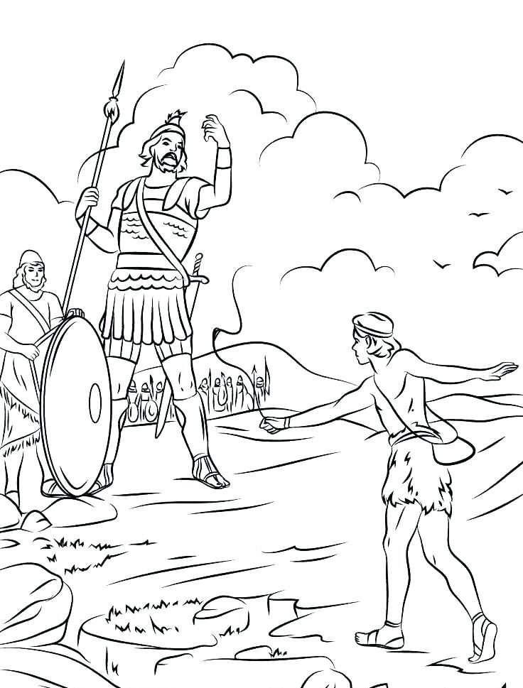 David And Goliath Coloring Pages Best Coloring Pages For Kids David And Goliath Superhero Coloring Pages David And Goliath Craft