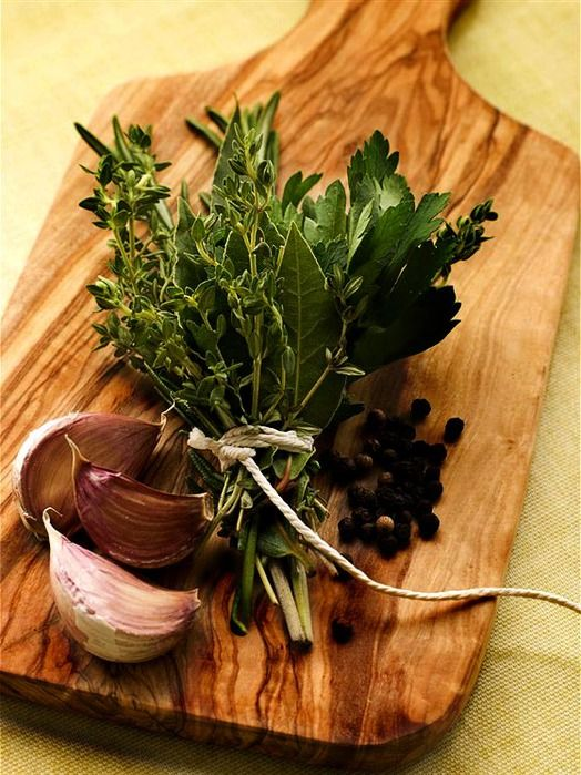 Thyme in cooking. Recipes with thyme. part 1