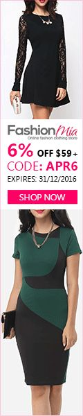 Get 15% Off Orders $99+ With Code: Fashion5 from Fashionmia.com, Expires…