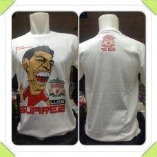 Karikatur Liverpool Suarez  Rp 50,000