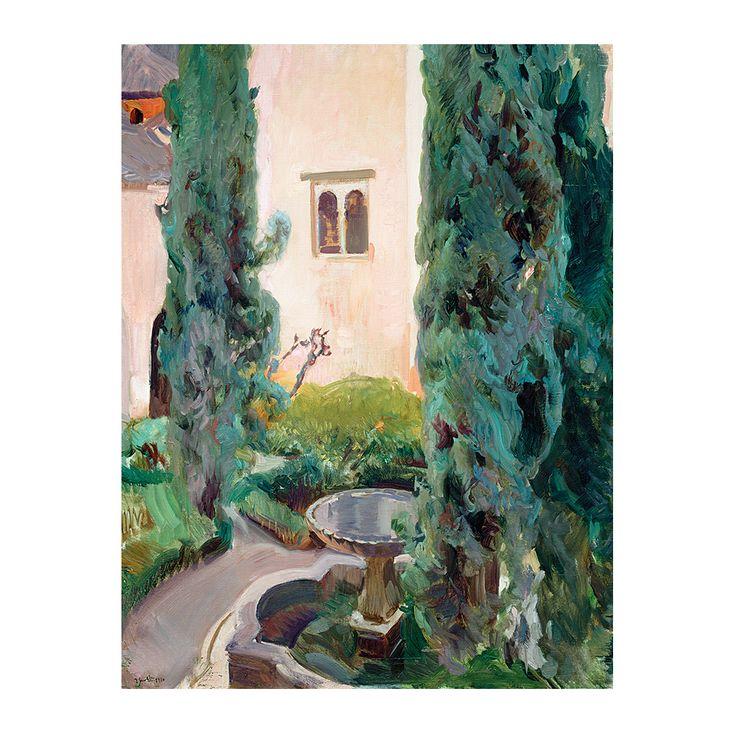 La exposici n muestra la afici n del pintor valenciano por - Pintor valenciano ...