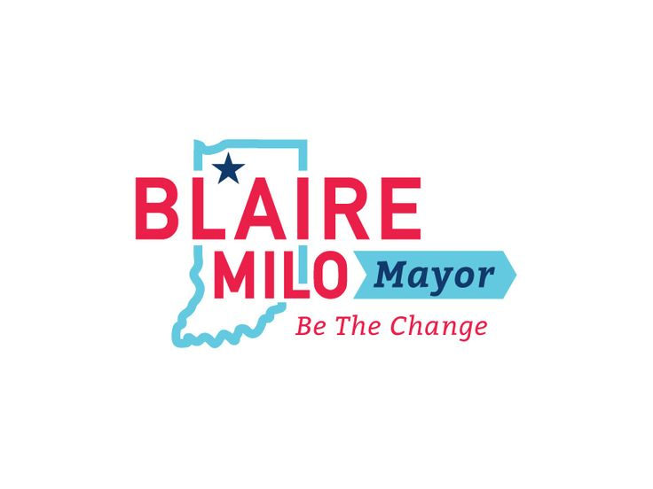 Working on some logos for a young politician in Indiana's re-election campaign. They wanted something bold and fun and youthful without being alienating to older voters.