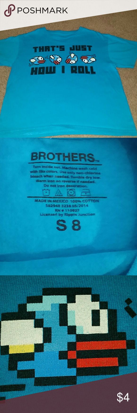 Selling this Brothers brand t shirt. on Poshmark! My username is: pp12345. #shopmycloset #poshmark #fashion #shopping #style #forsale #Brothers  #Other