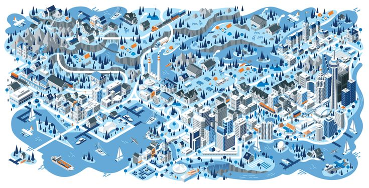 #Mapping #Map #Illustration