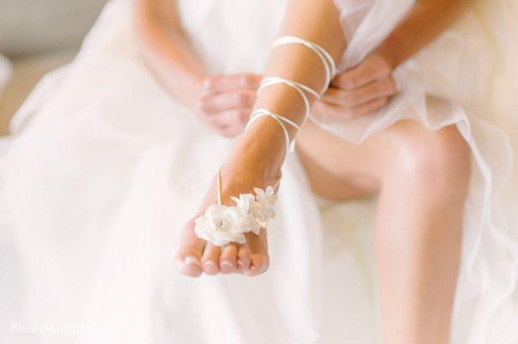 Rustic Heather Mountain Wedding. Footwear, Unique Shoes, Bridal Shoes, Floral Shoe