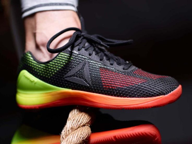 Photo gallery: The Reebok CrossFit Nano 7 has arrived - http://healthbeautytrainer.com/health/photo-gallery-the-reebok-crossfit-nano-7-has-arrived/