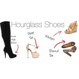 Hourglass Shoes