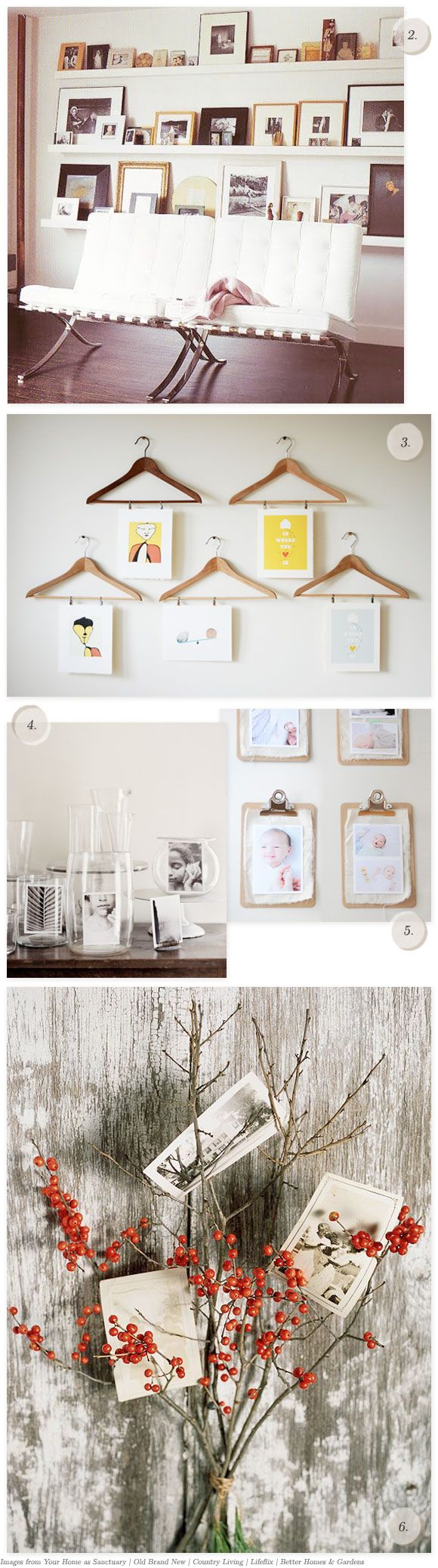 17 Best Images About Ideas For Hanging Photographs Art