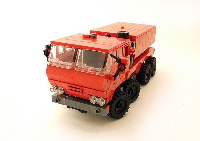 Romic Trials Truck