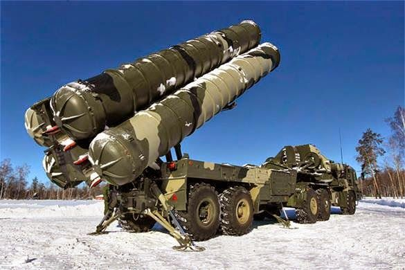 Defense: China to receive Russian S-400 systems in exchange for political support