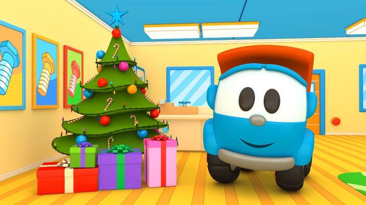Leo Junior e la festa di Natale E' tornato Leo Junior, il camion più amato dai bambini di tutta italia! Anche voi amate le decorazioni fatte in casa? Vi piacciono le feste di Natale e capodanno? Natale è un momento dell'anno molto  #cartonianimati #bambini #natale