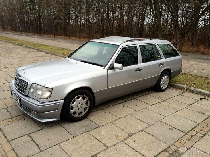Mercedes W124 Wagon E220