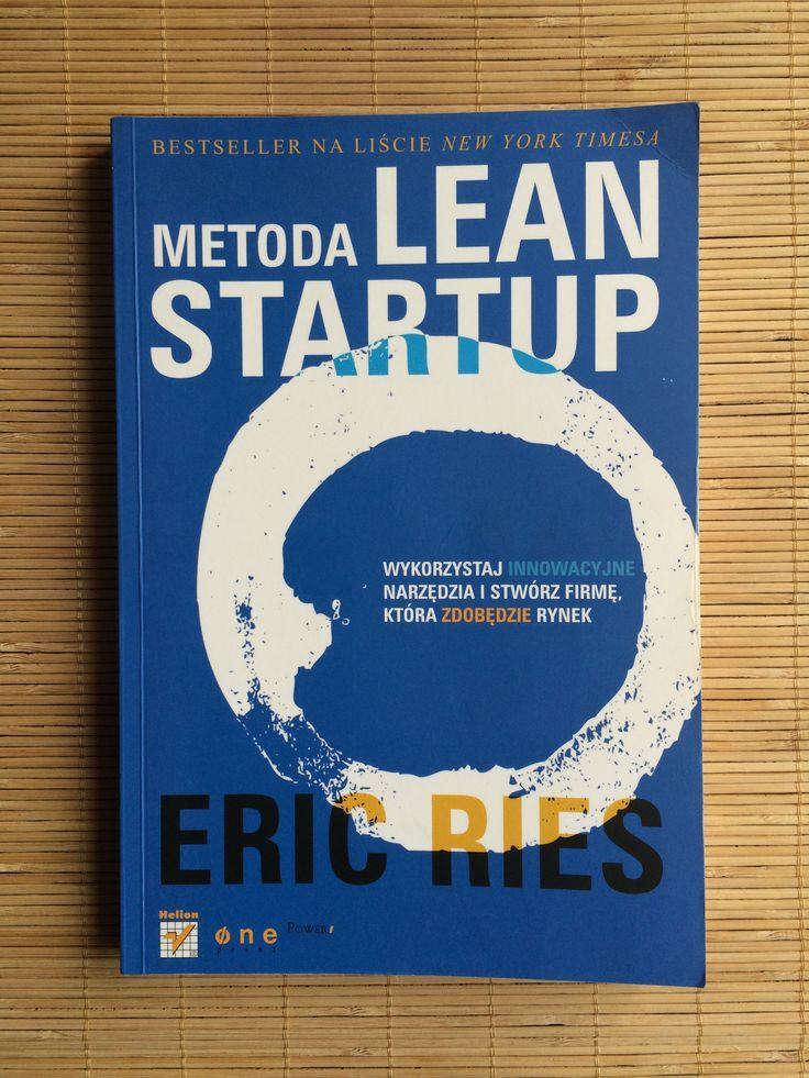 """Metoda lean startup"""