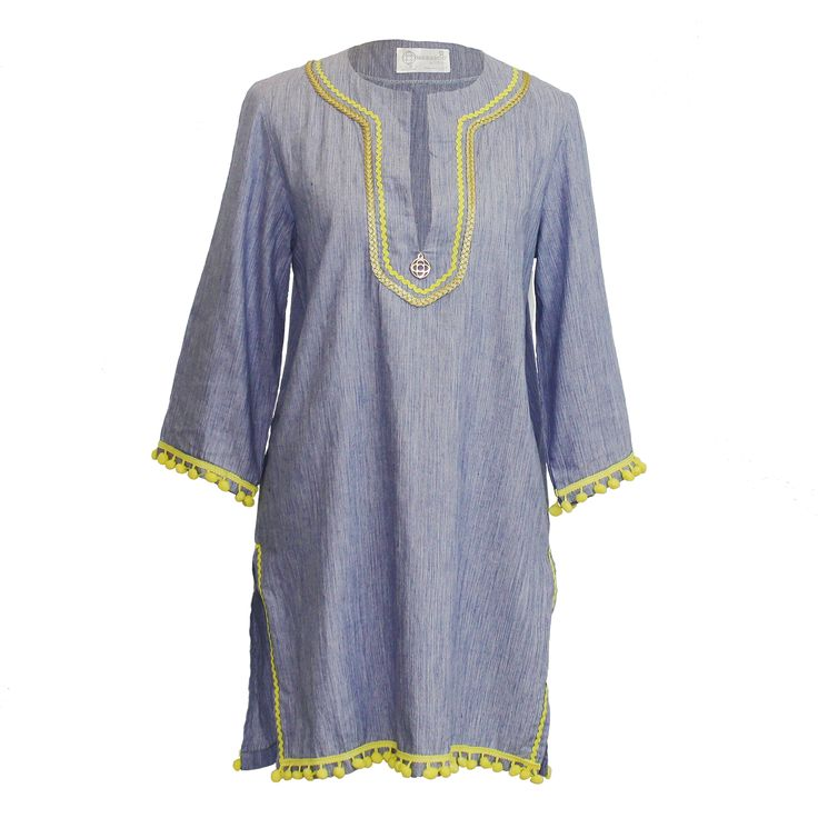"Kaftan dress ""Paros"" $85€"