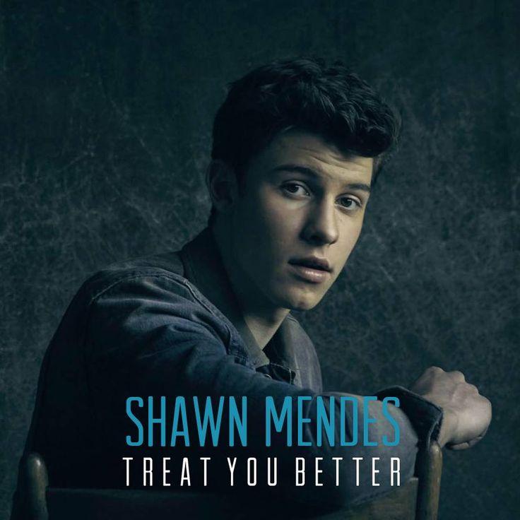Shawn Mendes poursuit la promo de son album avec le titre, Treat You Better.