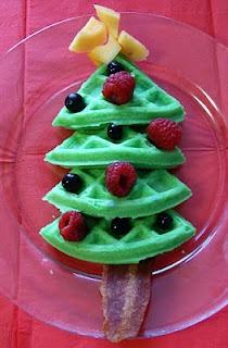 Christmas tree waffles: Christmas Waffles, Christmas Food, Breakfast Ideas, Christmas Morning Breakfast, Christmas Mornings Breakfast, Trees Waffles, Kids, Christmas Trees, Christmas Breakfast