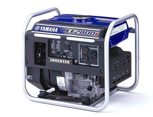 Yamaha Ef2800i 2,800 Watt 171Cc Ohv 4-Stroke Gas Powered Portable Inverter Generator (Carb Compliant), 2015 Amazon Top Rated Generators #Lawn&Patio