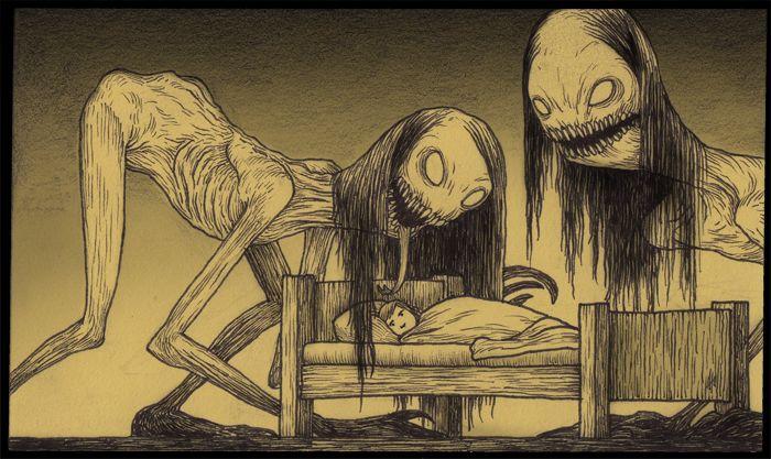 Les-dessins-monstrueux-sur-des-post-it-de-John-Kenn-Mortensen-4