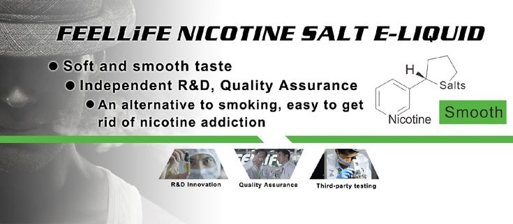 FEELLiFE new products, e-liquid with nicotine salt, enjoy more smooth and soft taste! #FEELLiFE eliquid #FEELLiFE ejuice #FEELLiFE vape #FEELLiFE eliquid manufacturer #FEELLiFE vape oil #eliquid #ejuice #vape #vaping #vapor #vaper #evapor #vapelife #vapeon #vapeday #vapeshop #vapestore #vg #pg #vaporizer #vaporeon #vapeforever #vapecommunity #vape news #vaping news #ejuice news #ecigarette news #vapenation #vapecloud #vapetricks