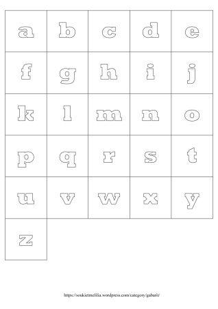Gabarit alphabet  à télécharger au format PDF sur https://soukietmelilia.wordpress.com/2015/09/06/gabarits-alphabet-a-telecharger-au-format-pdf/