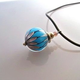 collier en verre