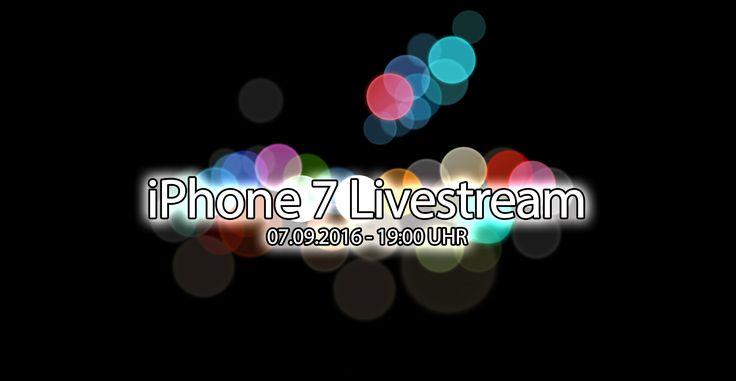 Livestream: iPhone 7 Vorstellung anschauen & streamen (Apple iPhone 7 Keynote Event September 2016) - https://apfeleimer.de/2016/09/livestream-iphone-7-vorstellung-anschauen-streamen - Heute iPhone 7 Livestream schauen! Wo kann man die iPhone 7 Vorstellung sehen? Wo ist der Livestream zum iPhone 7 Release beim Apple Event September 2016 zu finden? Mit der heutigen Apple iPhone 7 Keynote wird das lang ersehnte, große Apple Event 2016 nicht nur eine neue iPhone Generation ...