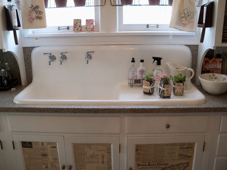 25+ Best Ideas About Vintage Farmhouse Sink On Pinterest