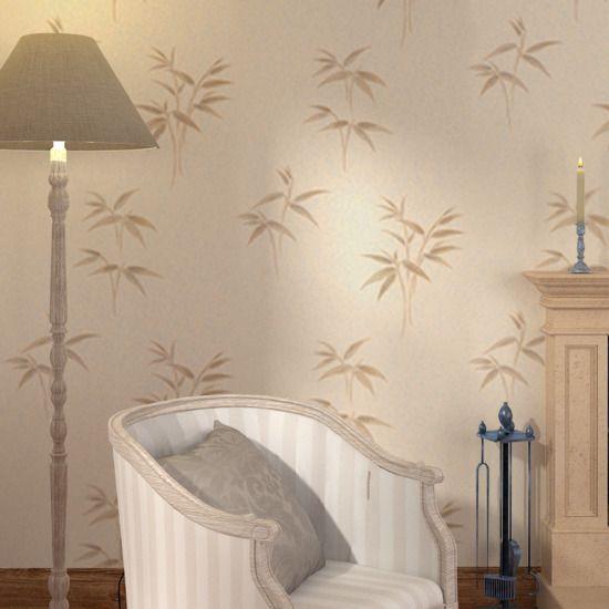 Les 25 meilleures id es de la cat gorie papier peint - Stickers muraux imitation pierre ...