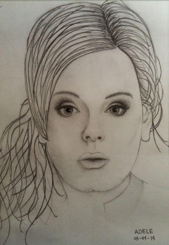 Dibujo_Adele_2013